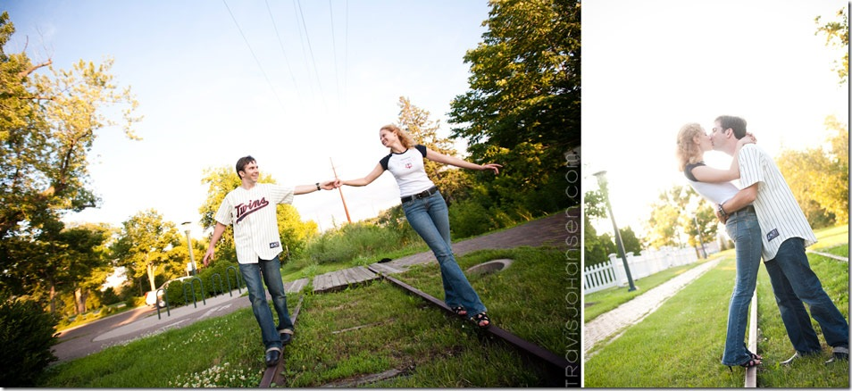 Mark & Marah | Engaged